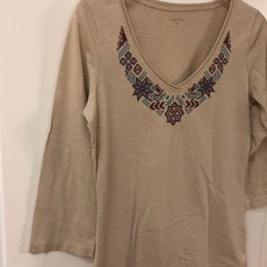 Pretty Tops by GARNET Hill.  2 for 1 prices.